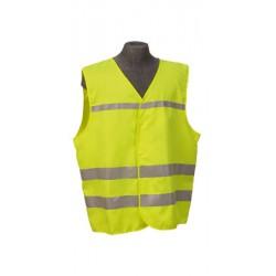 Jólláthatósági mellény – sárga Jólláthatósági ruházat Ruházat